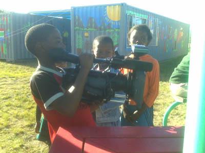 New Cameraman