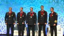 2015 IAFC/Motorola Benjamin Franklin Fire Service Award Interview