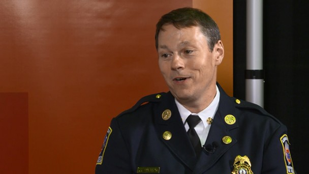 2015 IAFC Career Fire Chief of the Year - FRI 2015