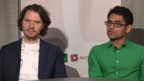 Harjant Gill and Eben Kirksey Interview - 2014 AAA Conference