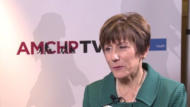 Interview with Susan Dreyfus- AMCHP 2015