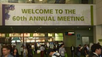 What are the benefits of the Biophysical Society Annual Meeting?
