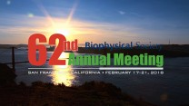 62nd Annual Meeting of the Biophysical Society Preview