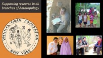 Supporting Worldwide Research in all Branches of Anthropology