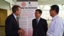 Geological Society of China meets the GSA