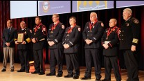 2017 IAFC/Motorola Solutions Ben Franklin Award for Valor - Monroe, Ohio Fire Department